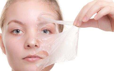自制祛痘印面膜,无痕肌肤就是这么简单