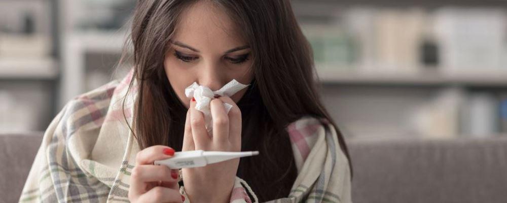 孕妇发烧了怎么退烧 推荐五个方法
