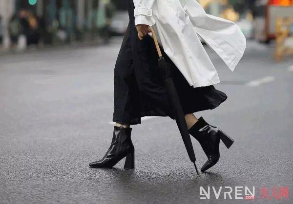 秋冬裙子穿搭指南,这4招让你时髦又保暖!