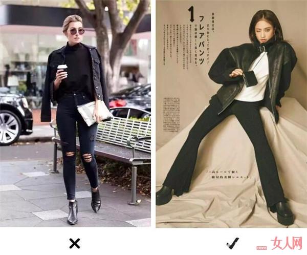 """别再穿""""小黑裤""""了,2020年这4条裤子最流行!120斤秒变90斤!"""