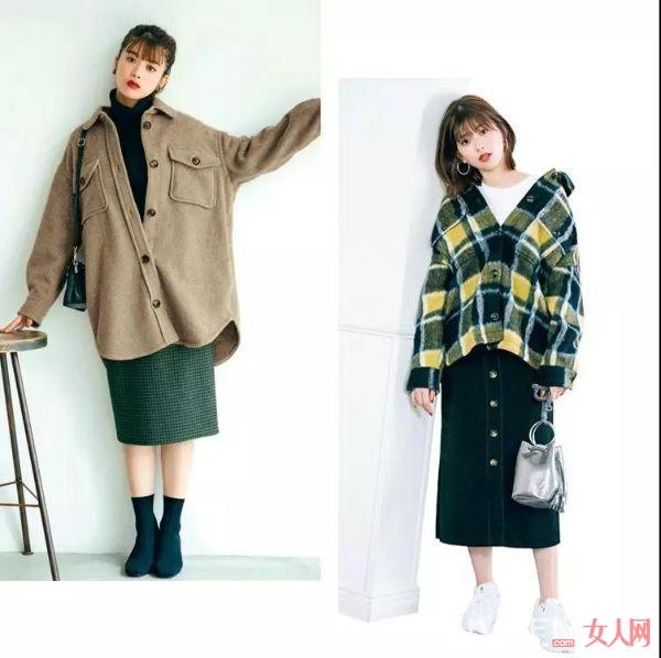 衬衫夹克怎么搭配好看 这样搭配很时髦