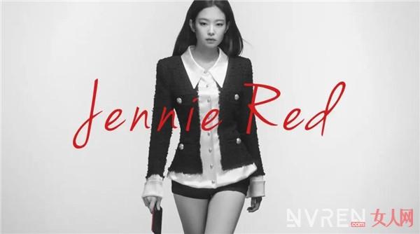 她身上的每件单品,都写着Jennie