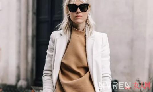 2018这些时髦的颜色带来穿衣新灵感 让你气质时髦又出众