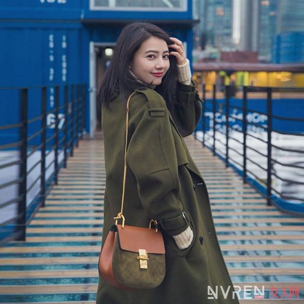 女士斜挎包中有哪些比较好看的款式