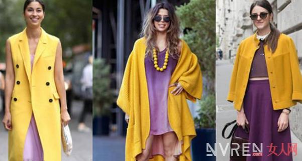 这些紫色单品今年怎么穿搭最有潮流范儿