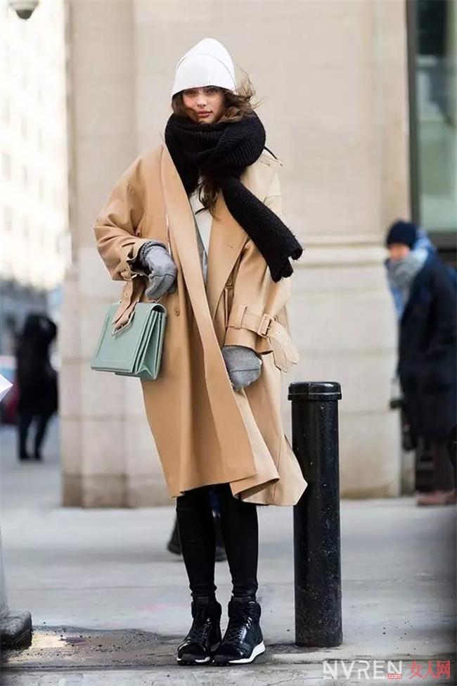 围巾才是搭配界的NO.1,20张街拍告诉你它究竟有多美!