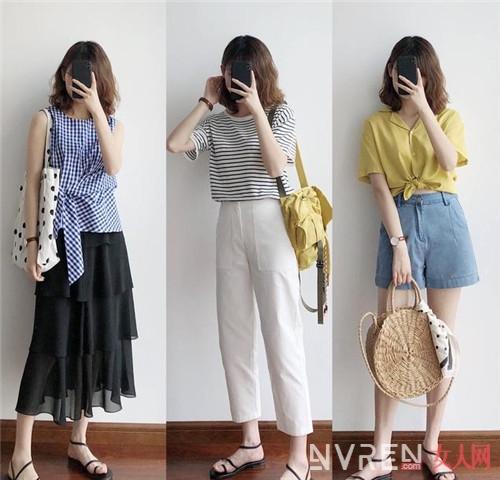 一衣多穿照样美腻养眼 9张图让你整个夏季穿搭不再愁