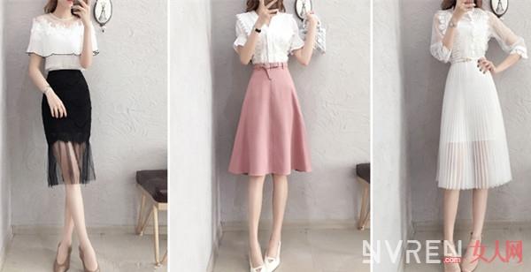 甜美风格女孩怎么穿衣 这几款可爱风裙子你也可以试试