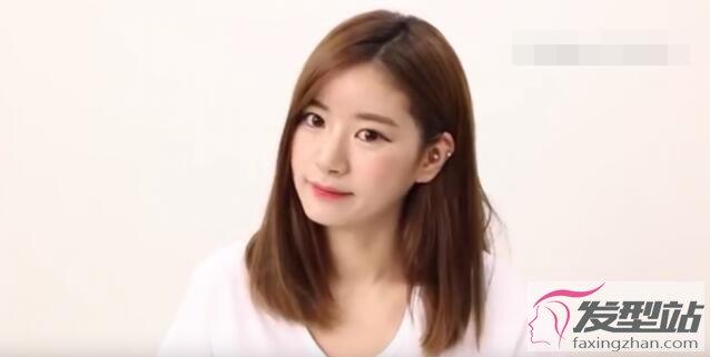 空气刘海怎么剪 只需4步骤自己剪出韩式空气刘海