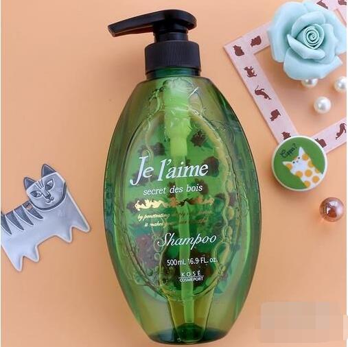 日本KOSE高丝洗发水怎么样 高丝不同颜色洗发水适用发质及功效