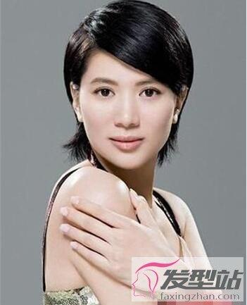 40岁女人最佳短发发型 减龄洋气年轻好几岁