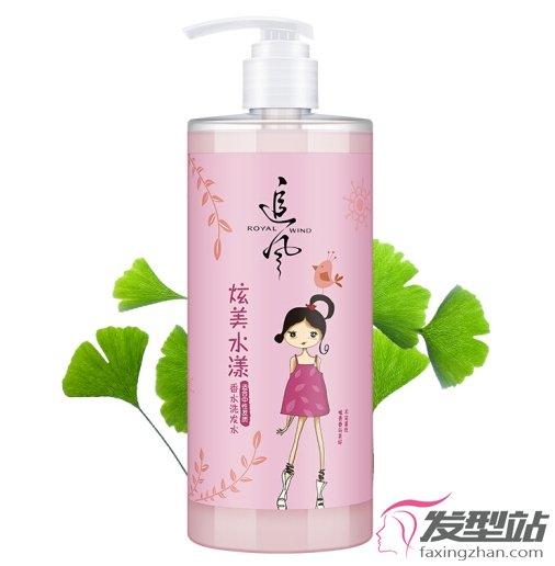 追风炫美水漾香水洗发水怎么样 滋润养护塑造完美秀发