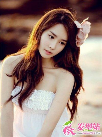 首尔大学女神崔静文走红 韩国女神时尚发型比拼
