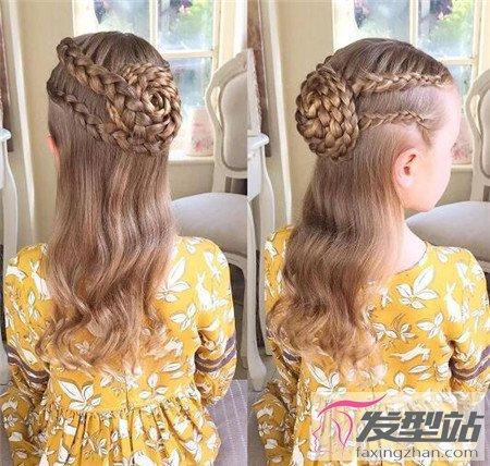 3-12岁小女孩发型 款式好看又甜美