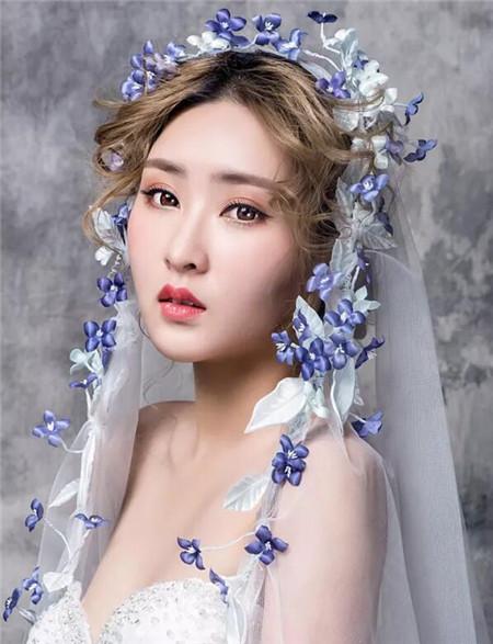 新娘经典发型100例 近期结婚必看款式