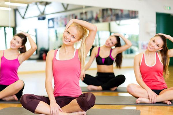 瑜伽开肩这样做,你才更厉害