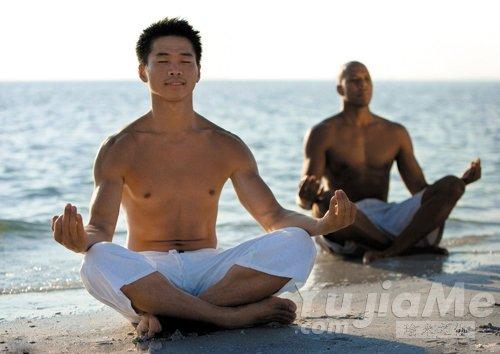 男生学瑜伽的好处