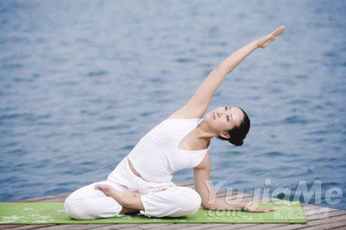 献给正在习练瑜伽的您