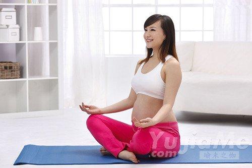 五种适合孕妇的瑜伽动作