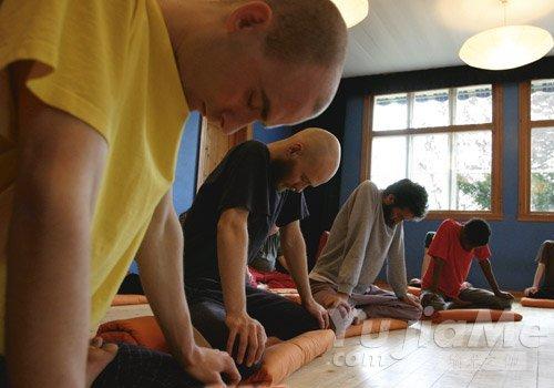 瑜伽中的四种收束法讲解