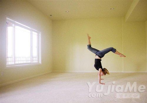 瑜伽后弯类动作练习的窍门