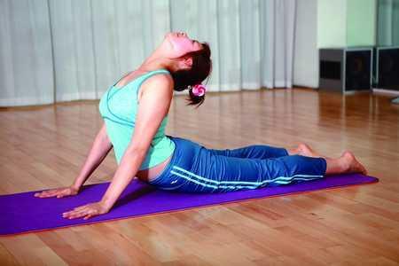 让力量训练和瑜伽结合会是什么样?