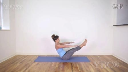 20分钟核心力量瑜伽练习
