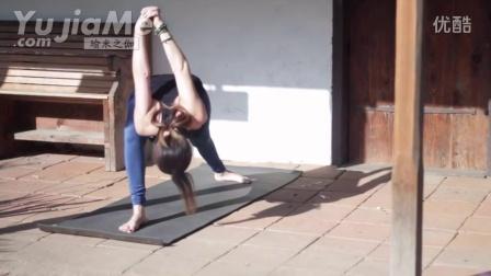 第72天:舒缓肩部的缓和瑜伽练习课堂