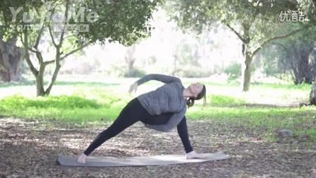 第44天:有趣的瑜伽天堂鸟练习序列