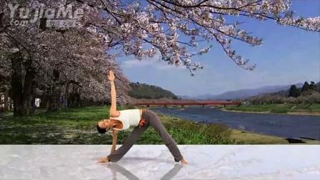 【体式篇】母其弥雅瑜伽视频-07-三角伸展式