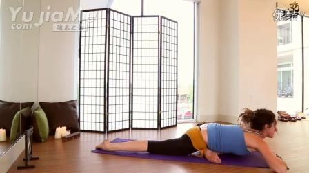 30分钟缓解背部疼痛的瑜伽