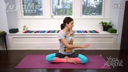 第19天-配合呼吸练习 - 30天瑜伽系列