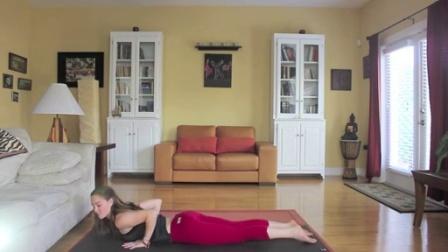 【瑜米之伽】30天瑜伽挑战:胸部和肩部瑜伽锻炼