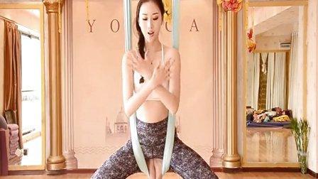 【瑜米之伽】空中瑜伽教程_高清
