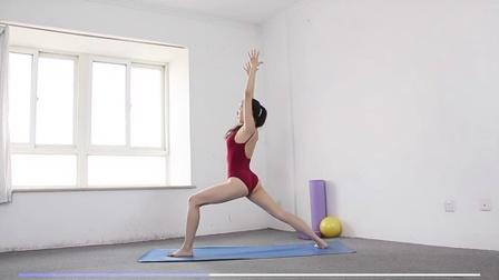 【瑜米之伽】拒绝节后胖三斤 全身塑形瑜伽课程_标清