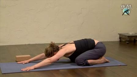 【瑜米之伽】自学版-腰腹部游泳圈的瑜伽练习