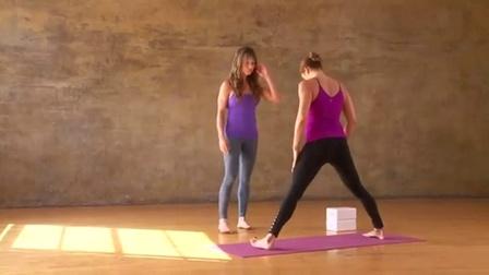 【瑜米之伽】超清版-瑜伽体位练习细节分解1