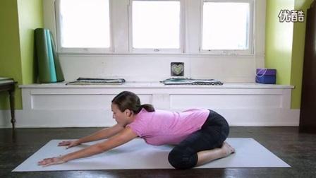 [瑜米之伽]  瑜伽治愈系Yoga For Upper Back Pain     Yoga With Adriene_高清