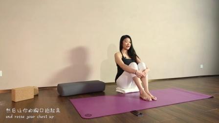 【FT瑜伽系列】第五集 孕妇瑜伽_超清